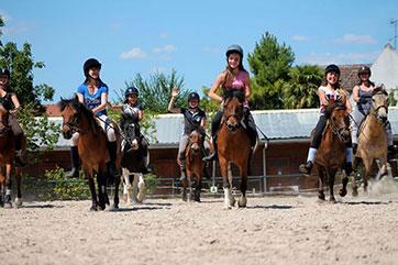 centre equestre oise